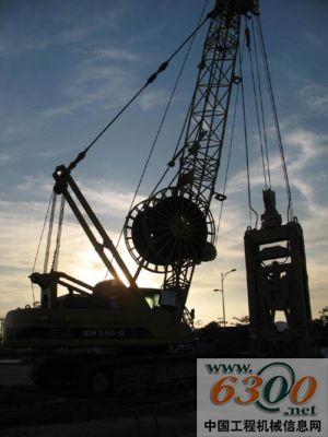 """作为国内最大工程机械品牌之一的""""三一""""也成为安哥拉"""