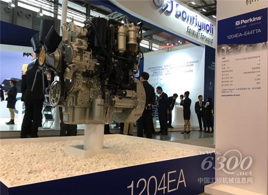珀金斯1204EA发动机新品