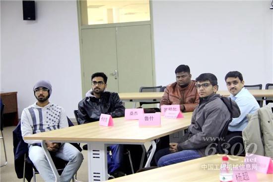 中国美食&中国技能! 三一工学院迎来首批印度