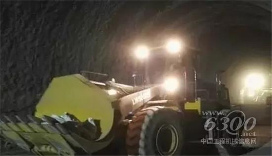 山东某隧道施工