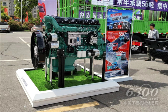 解放发动机事业部奥威CA6DM3助力JH6芯动上市