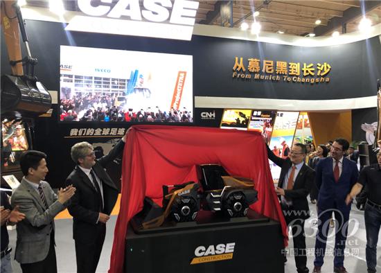凯斯工程机械:立足高端智能制造,为行业客户-郑州小程序开发