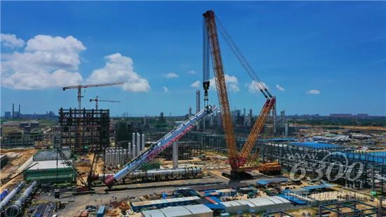 力擎煤制氢装置第一高塔