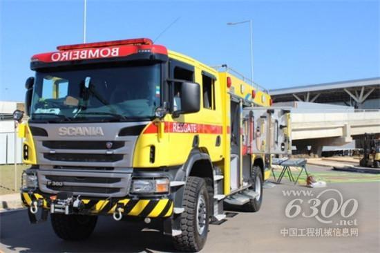 特种车制造商Triel-HT在机场消防车中使用艾里逊全自动变速箱