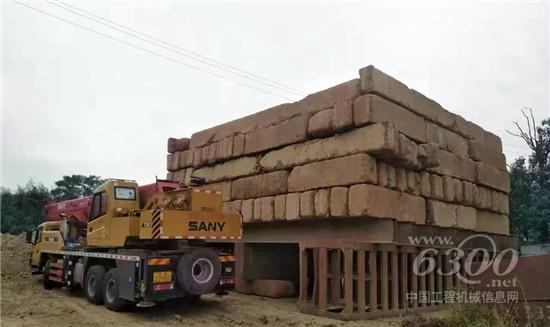三一25吨汽车起重机研发记
