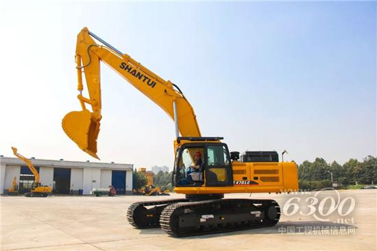 广西山建重工机械有限公司VIP客户来访试驾