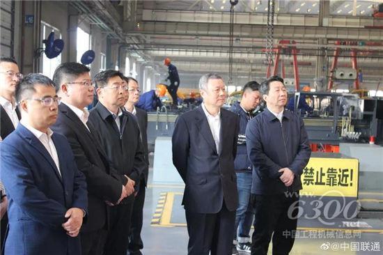 徐工与中国联通签订5G战略合作协议-郑州网站建设