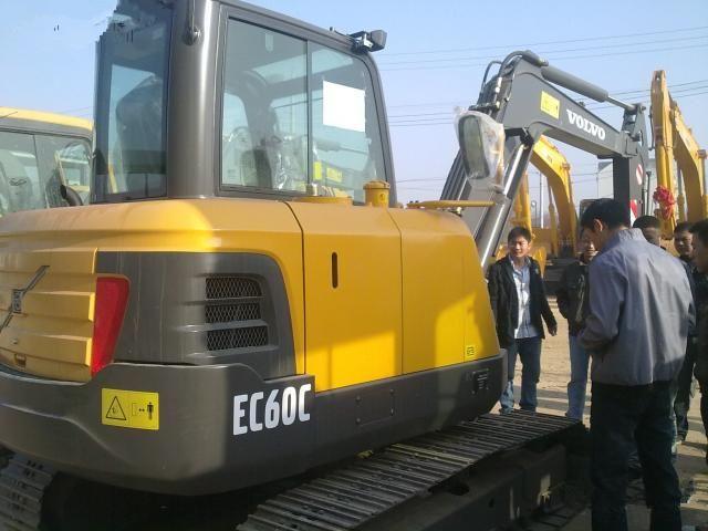 沃尔沃EC60C小型雷火电竞官网app