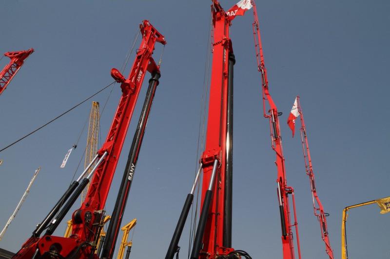 三一重工SR150C旋挖钻机