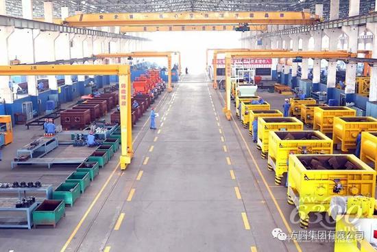 """方圆集团建设机械有限公司深入开展""""安全生产月""""活动"""