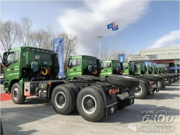 上海包装机械6月重卡再破11万辆第五次创新高 7月下滑几成定局