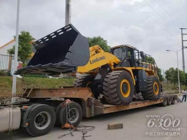 柳工CLG8128H装载机
