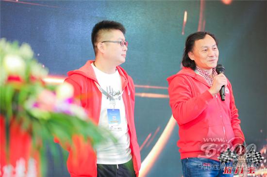 苏州巴吉赛车科技有限公司负责人、赛界著名越野车手宋丽强先生