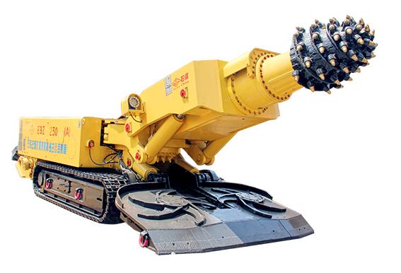 (a)岩石掘进机 - 综掘设备 - 产品中心;; 技术参数 性能特点 结构特点