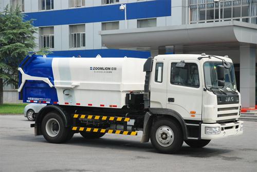 中联重科zlj5120zljhe3垃圾压缩车