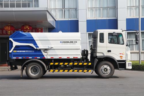 中联重科zlj5120zlje3垃圾压缩车