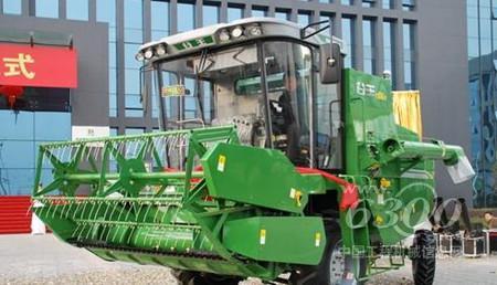 工程机器企业拓展农机市场蓝海
