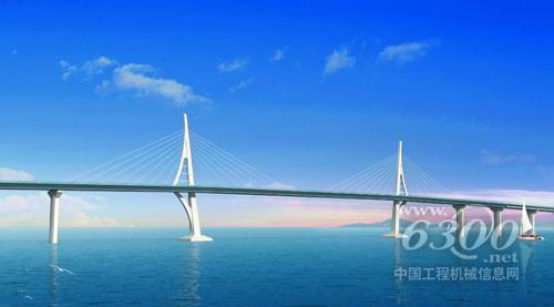 三一 超级工程港珠澳大桥预计2016年通车