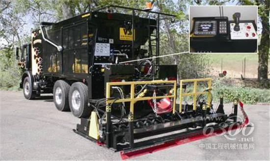 VSSMP-12D型大型稀浆封层/微表处施工无字挑衅表情包图片