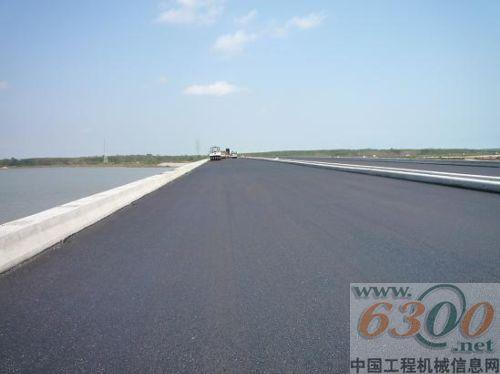青岛滨海公路南段一期工程竣工