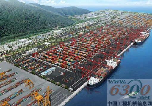 民国青岛港口分布