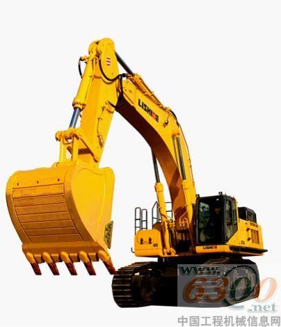 中国 挖掘机 宝马/力士德76吨超大型挖掘机