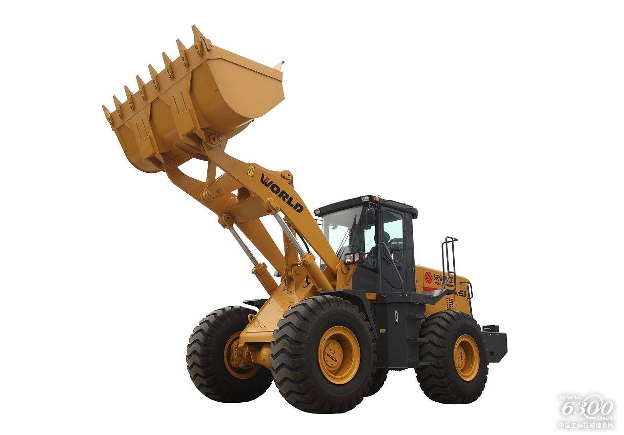 沃得重工大客户项目又获装载机批量订单